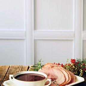 Repas de Noël en Finlande