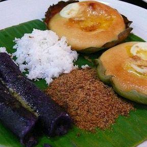 Repas de Noël aux Philippines