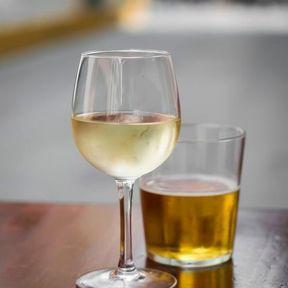La bière est moins calorique que le vin
