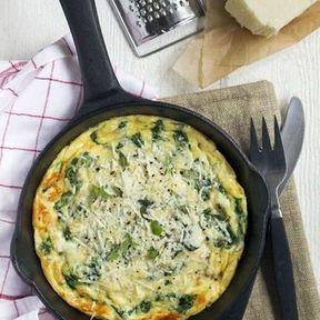 L'oeuf en omelette