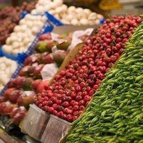 Vitamine C dans les fruits et légumes