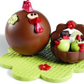Au parc avec Huguette et Odette - Réauté Chocolat