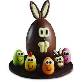 Baudoin le Lapinou et les Mini-Potes - Réauté Chocolat