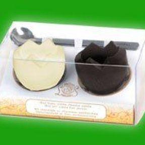 Boîte coquilles d'oeuf: Léonidas