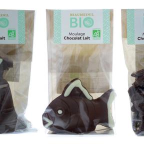 Chocolat, Beaumesnil Bio -Nouveauté 2019