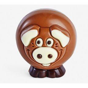 Cochon en chocolat, Monoprix