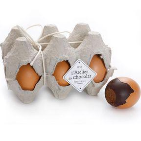 L'œuf coquille, L'Atelier du Chocolat