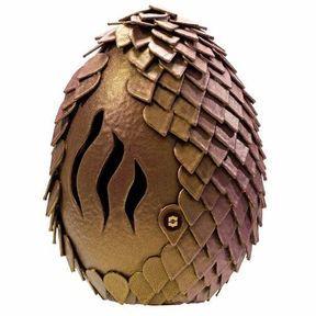 L'œuf Dragon du ciel - Shangri-La