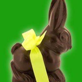 Le lapin en chocolat noir   Les chevaliers d'Argouges : Monoprix