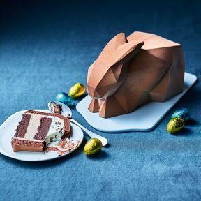 Le Lapin Origami de Pâques, Picard