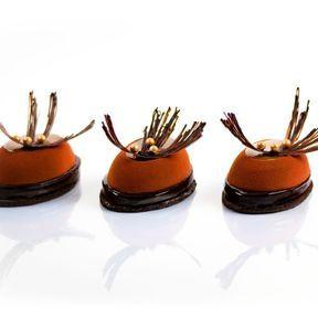 Nid Chocolat-Praliné, Café Pouchkine