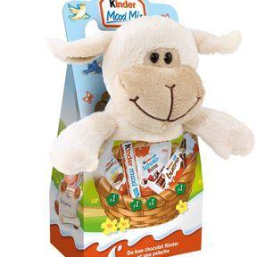 Peluche Mouton, Kinder