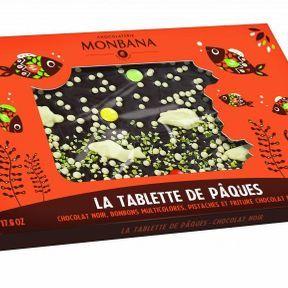 La Tablette de Pâques - Monbana