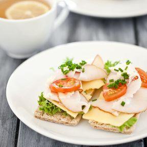 Menu n°10 : petit-déjeuner salé
