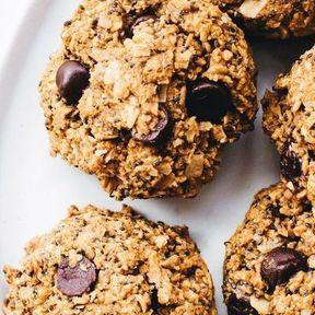 Cookies à la purée de citrouille et au chocolat