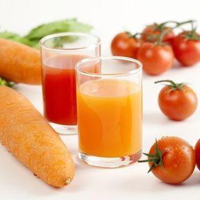Favoriser les aliments rouges et oranges
