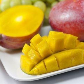Manger de la mangue