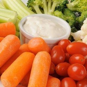 Moins de graisses, plus de légumes