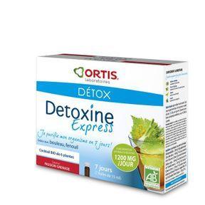 Détoxine Express, Ortis