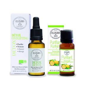 Duo  Pure Detox, Elixirs & Co