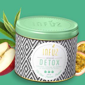 Infusion Detox, Infuz, Nouveauté 2019