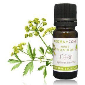 L'huile essentielle de céleri, Aroma-Zone-