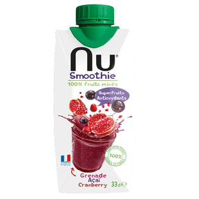 Le smoothie Berry Beautiful, NU- Version 2019