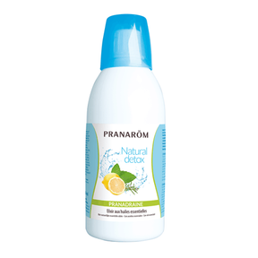 Pranadraine Natural detox, Pranarôm - Version 2019