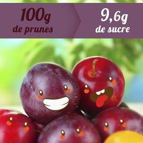La prune (Reine Claude)