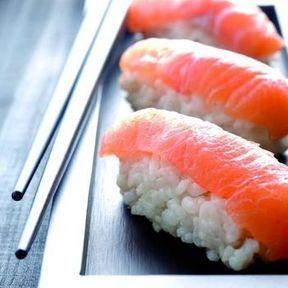 Des sushis, oui... Mais à la truite !