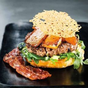 Le burger au potiron