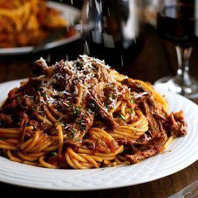 Spaghetti au ragù alla Bolognese