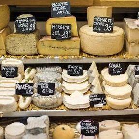 Une raclette aux fromages variés