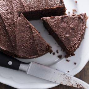 Les gâteaux au chocolat d'anniversaires