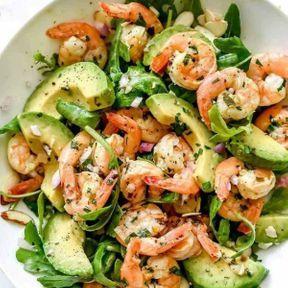 La salade de printemps