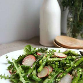 La salade vegan