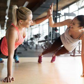 Vous ne faites pas assez d'exercice