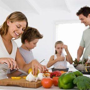 Des plats préparés maison