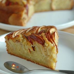 Remplacer le beurre par de la compote de pommes