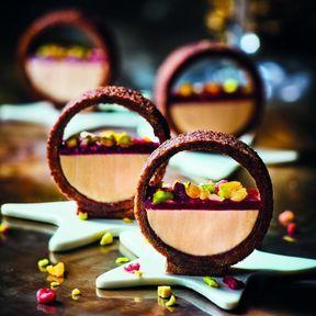 Bouchées apéritives au bloc de foie gras de canard, Picard