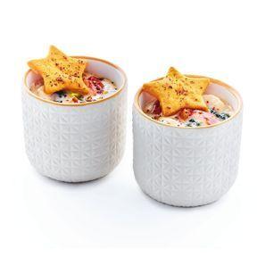 Cassolettes au homard, noix de Saint-Jacques et crevette, Picard