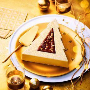 Merveille enneigée vanille marron , Thiriet