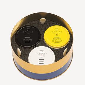 Coffret Caviar de l'Isle 2016, Monoprix