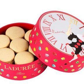 Coffret de macarons Pierrot 2015, Ladurée