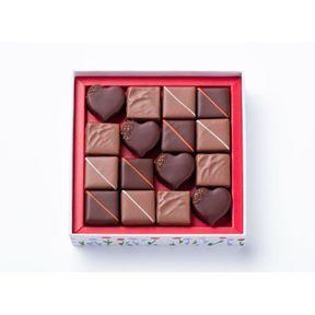 Coffret Au Cœur des Jardins, La Maison du Chocolat