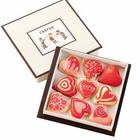 "Coffret ""Passion"" de Chocolat Chapon"