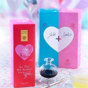 Le thé des amants par le palais des thés