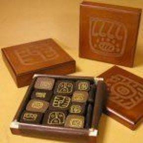 """Coffret """"Impériale"""" aux épices - Cacao et Chocolat"""
