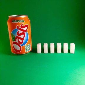 La canette d'Oasis