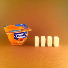 La Danette au caramel